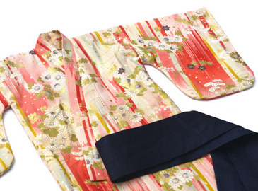 Yellow Yukata Set